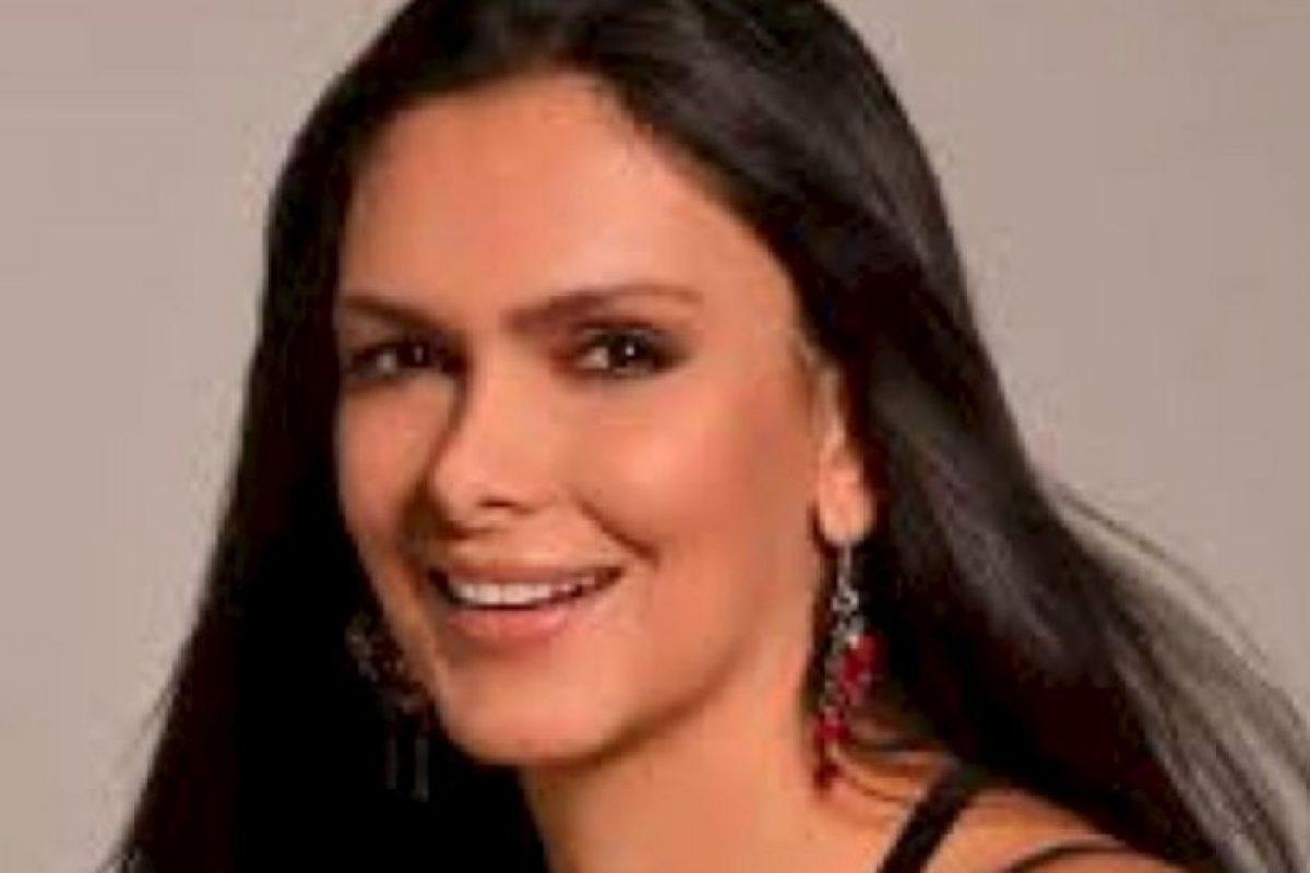 """Es recordada como """"La Jirafa"""" Foto:vía twitter.com/marceposada"""