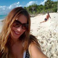 Los Manganiello viajaron a las Islas Turcas y Caicos. Foto:vía instagram.com/joemanganiello