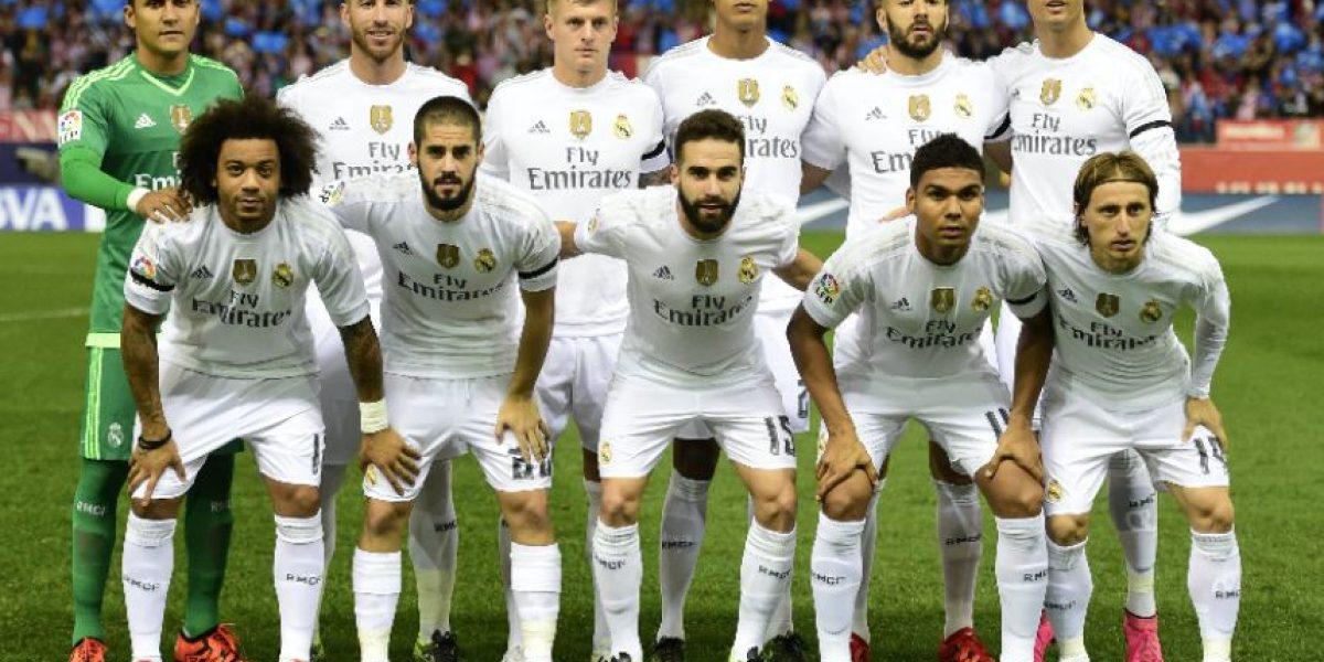 El Real Madrid pierde a otro jugador y se queda con cuatro defensas