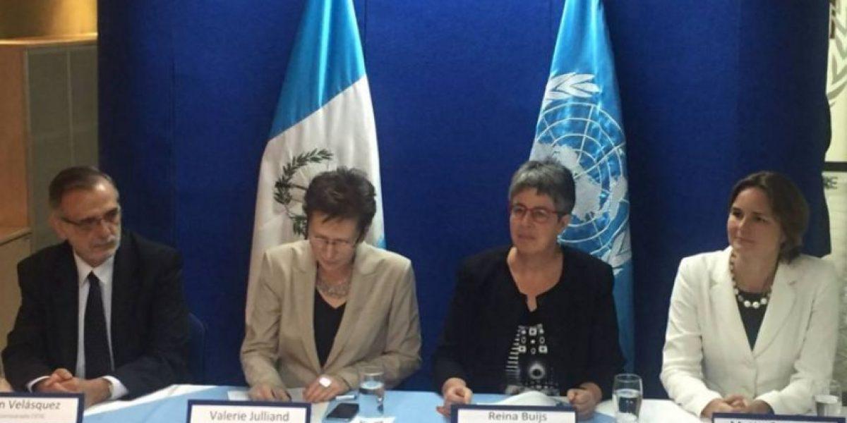 CICIG fortalecerá investigaciones con apoyo de la Contraloría General
