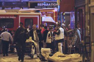 Más de 300 resultaron heridas. Foto:AP