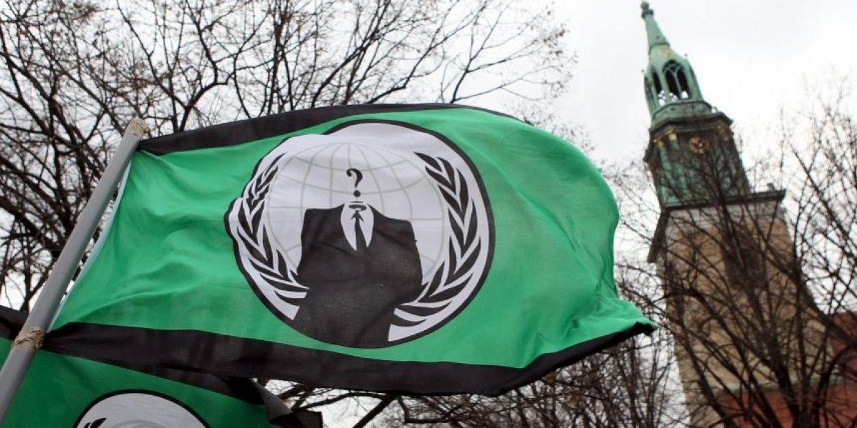 5 datos sobre cómo funciona el grupo hacktivista Anonymous