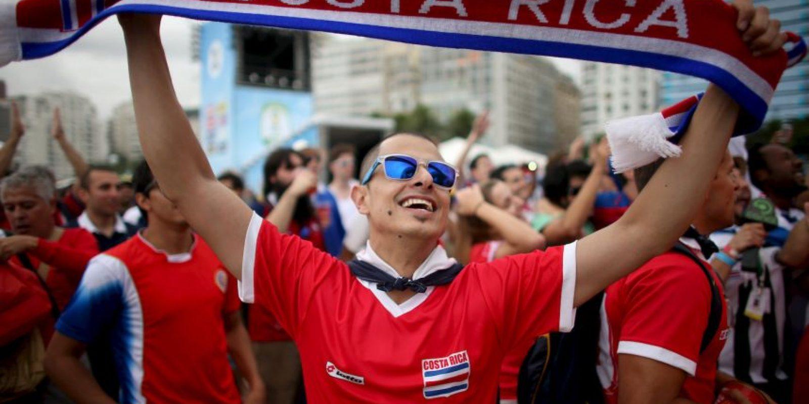 El único país latinoamericano y en las primeras posiciones gracias a los 31.98 puntos. Foto:Getty Images