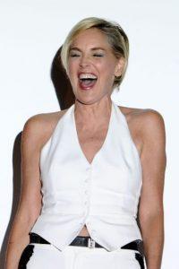 """La actriz temió de sus admiradores en """"Bajos Instintos"""", pues a pesar de haber ganado tanta popularidad, se sentía vulnerable. Foto:Getty Images"""