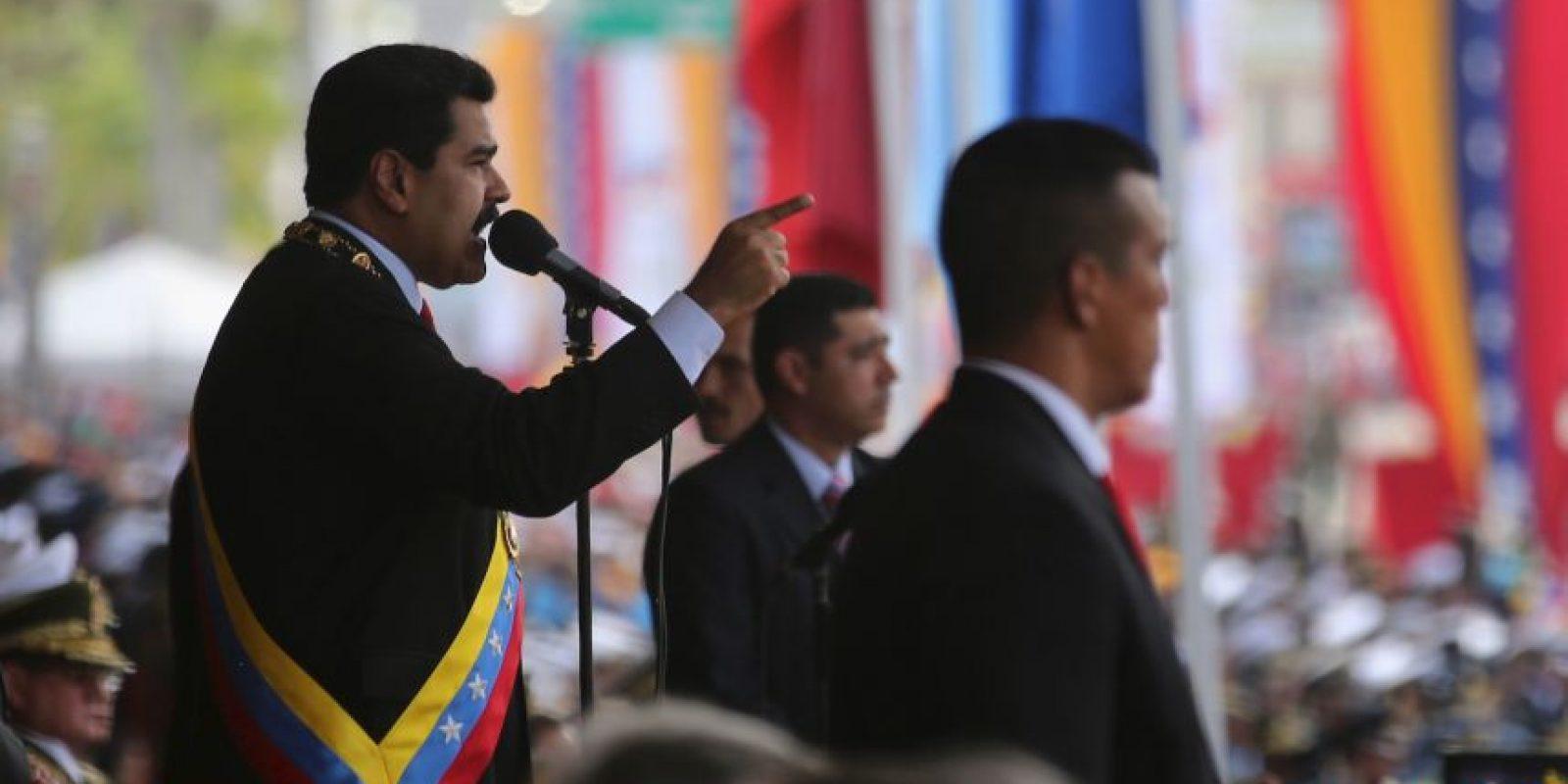 En el texto los líderes también detallaron la liberación de los presos políticos como parte de una justicia independiente. Foto:Getty Images