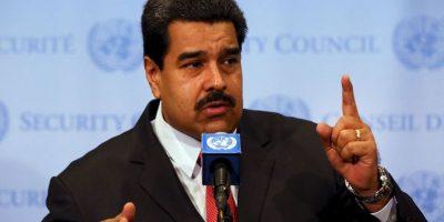 """""""Tenemos que seguir trabajando en la diplomacia bolivariana de paz, es la única vía. La paz es la principal victoria de Venezuela"""", aseguró Jorge Arreaza, vicepresidente del país. Foto:AFP"""