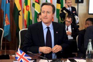 David Cameron, prier ministro británico Foto:Getty Images