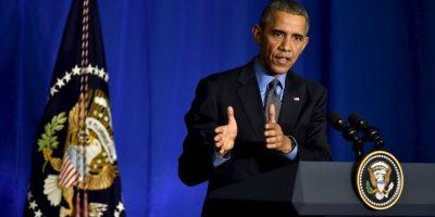 """3. """"He venido aquí personalmente, como el líder de la economía más grande del mundo y como el segundo emisor más grande, a decir que los Estados Unidos de América no solo reconocemos nuestro papel en crear el problema, sino también adoptamos nuestra responsabilidad para hacer algo al respecto"""", declaró el presidente de Estados Unidos, Barack Obama en la cumbre. Foto:Getty Images"""