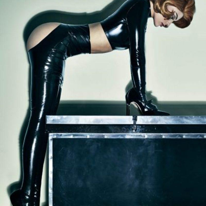 Kylie también ha recibido el apoyo de otros famosos como Lady Gaga. Foto:Interview Magazine
