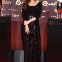 La modelo española Lorena Van Heerde Foto:La LIga