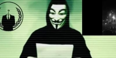 El grupo Anonymous amenazó al EI el 16 de noviembre. Foto:Captura de pantalla