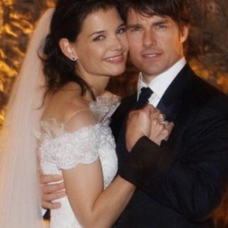 Katie Holmes apenas recupera sus pedazos luego del divorcio con Tom Cruise. Foto:vía Getty Images
