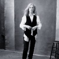 Patti Smith, ícono rock de los años 70. Foto:vía Pirelli