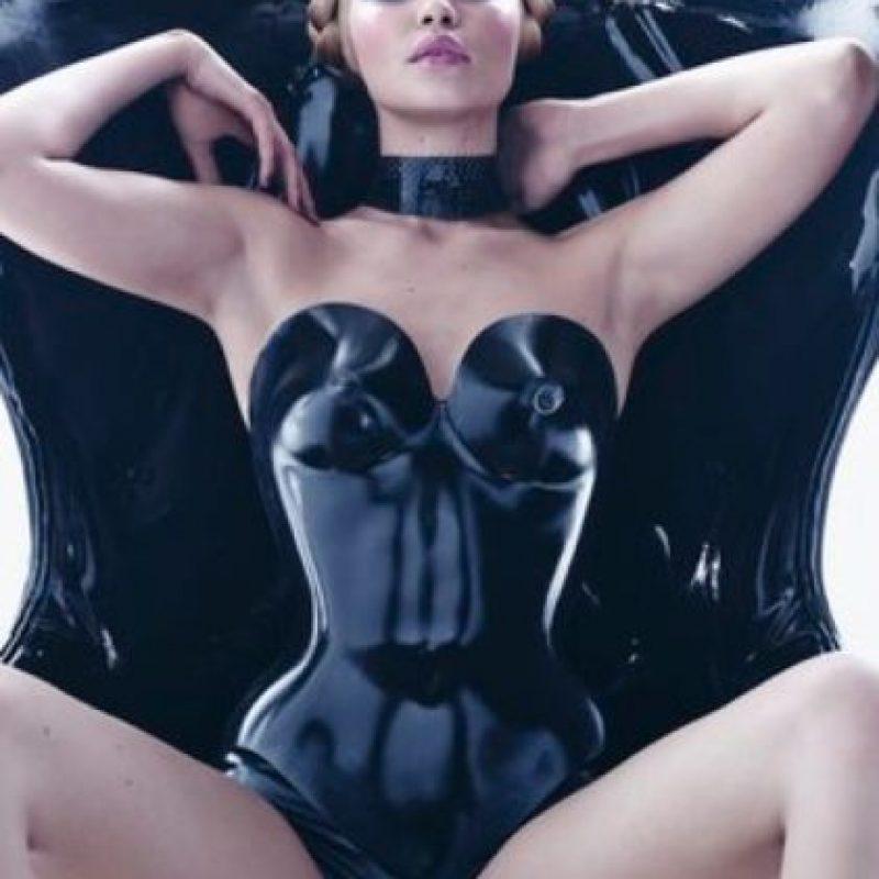 Gigi Hadid. Foto:vía Pirelli
