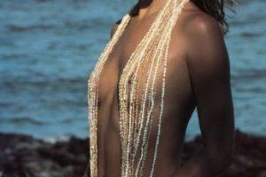 Kate Moss. Foto:vía Pirelli