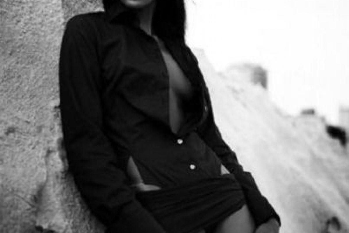 Naomi Campbell. Foto:vía Pirelli