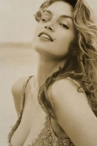 Cindy Crawford. Foto:vía Pirelli