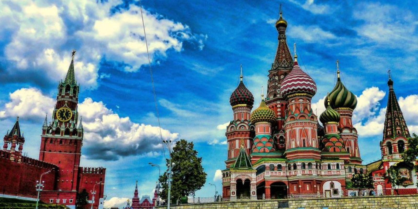 10. Rusia Foto:Vía Flickr
