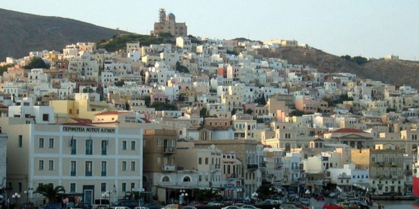 8. Grecia Foto:Vía Flickr