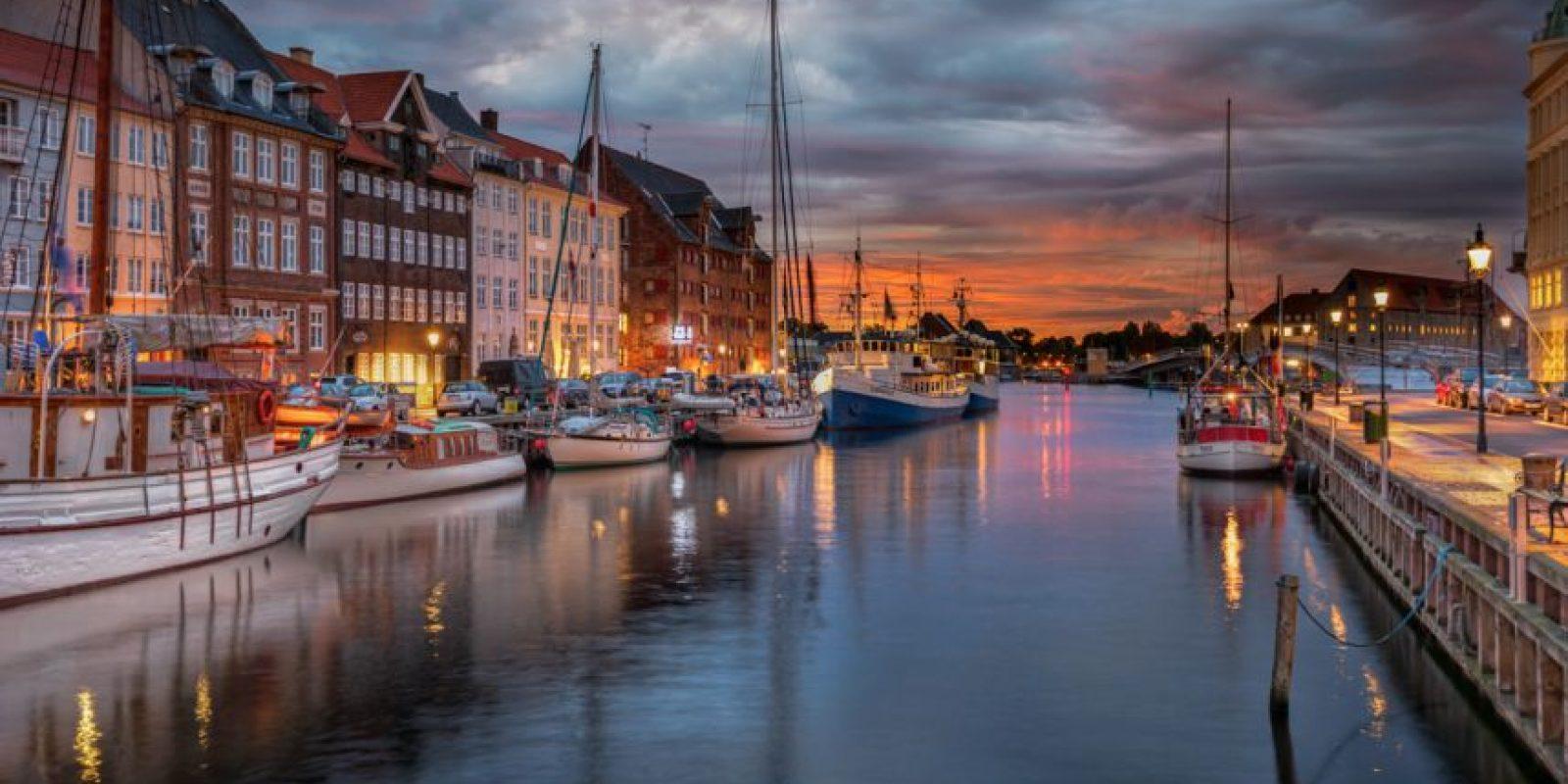 4. Dinamarca Foto:Vía Flickr