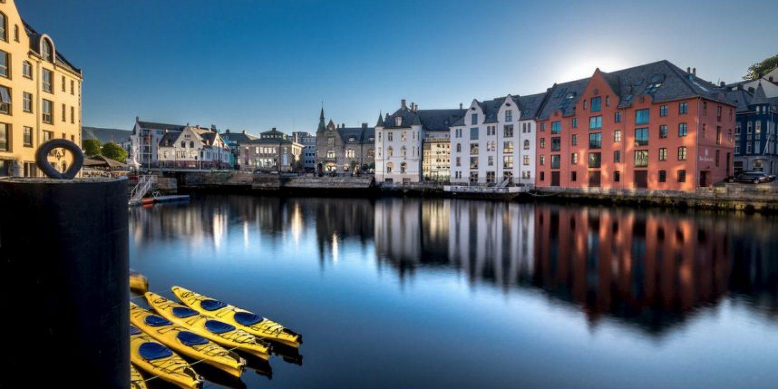 2. Noruega Foto:Vía Flickr