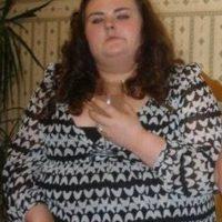 2. Paige Way. Su novio le dijo que su gordura complicaba sus relaciones sexuales cuando ella pesaba 145 kilos (319 libras). Foto:Tumblr