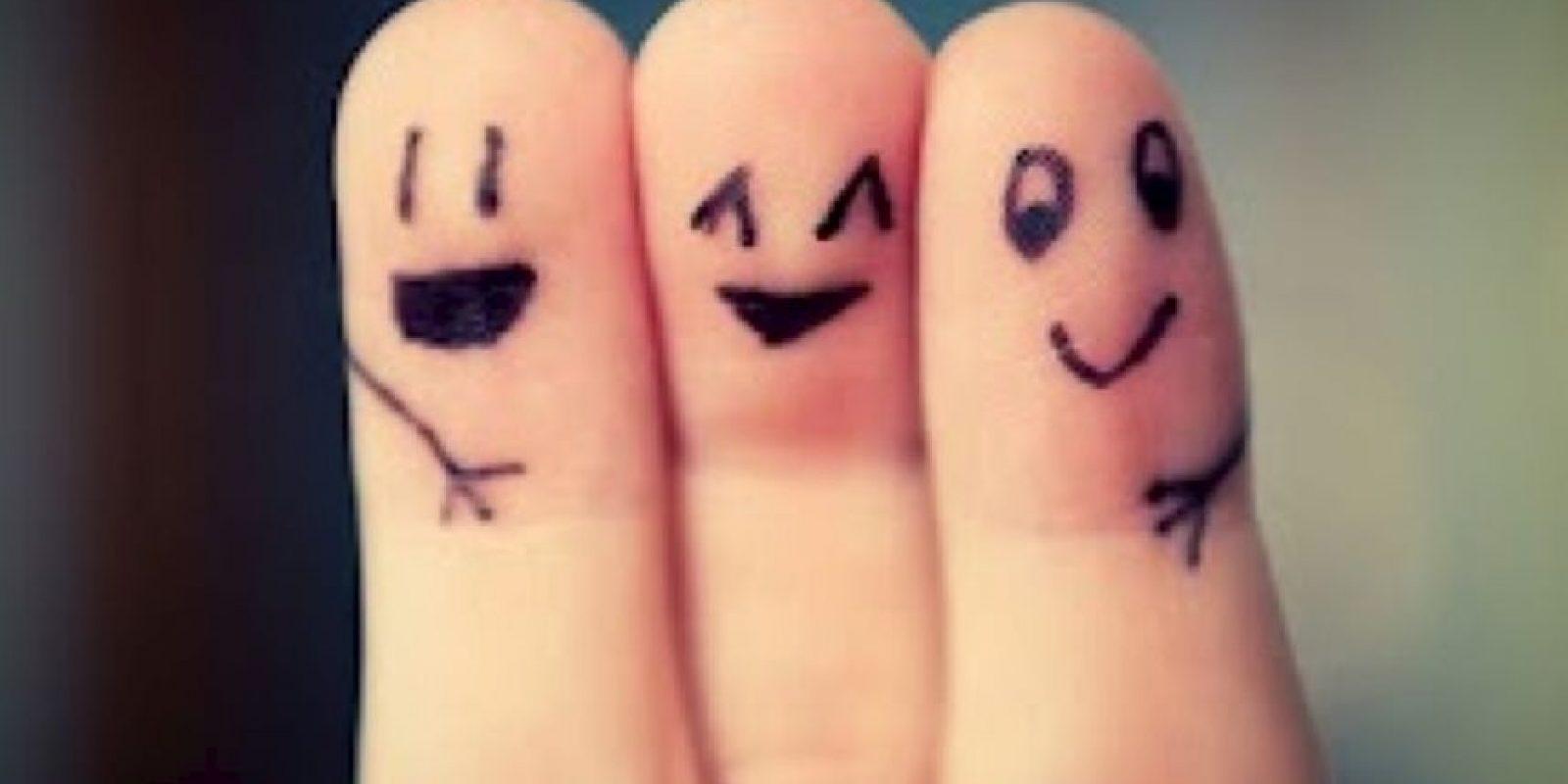 1. La poligamia es un tipo de matrimonio en que se permite a una persona estar casada con varios individuos al mismo tiempo. Foto:vía Tumblr