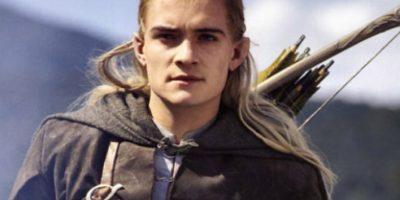"""De 2001 a 2003, Orlando Bloom era uno de los personajes masculinos de """"El Señor de los Anillos"""" que causaba furor entre las jóvenes. Foto:vía New Line Cinema"""