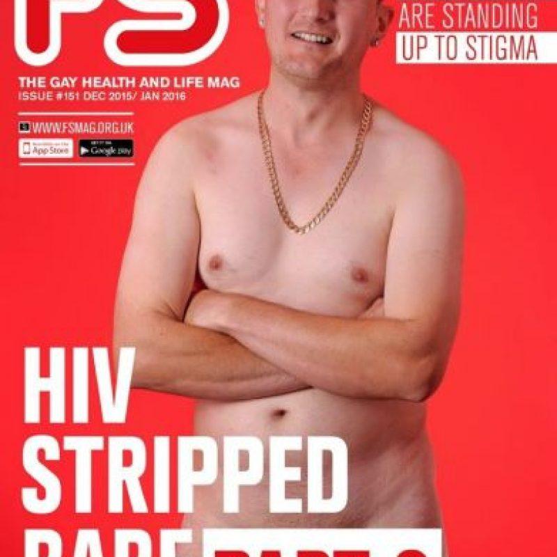 """Verdad 6: El sudor NO es una vía de transmisión del VIH. Es importante recordar además que para que el virus pueda ingresar al organismo requiere de una """"puerta de entrada"""" al torrente sanguíneo, como por ejemplo las mucosas al interior del cuerpo, o una herida abierta sangrando profusamente en contacto con fluidos corporales con alta concentración de VIH. Foto:Vía Facebook/FS Magazine"""