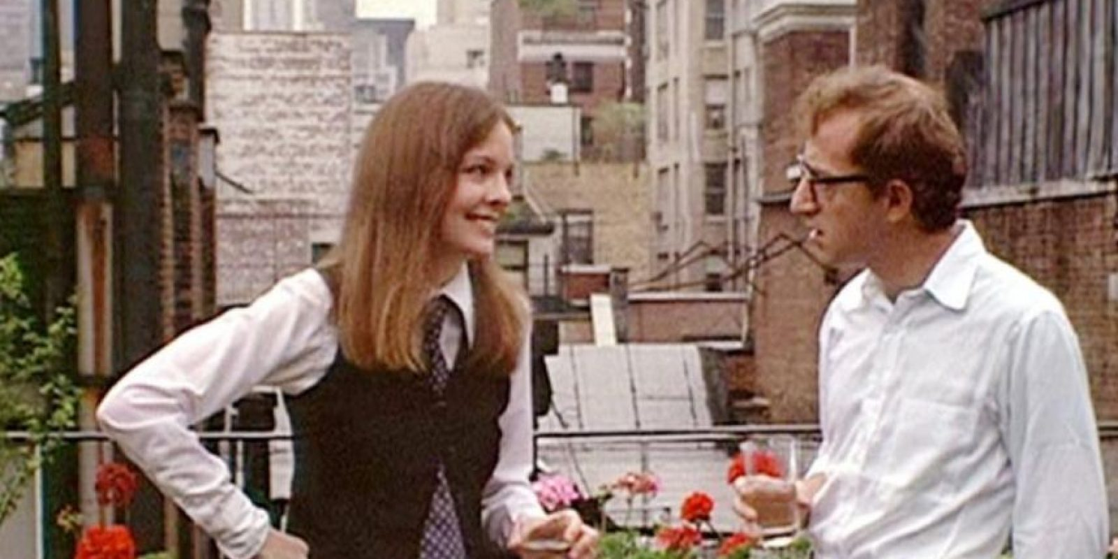 1. Annie Hall (1977) Foto:Vía MGM