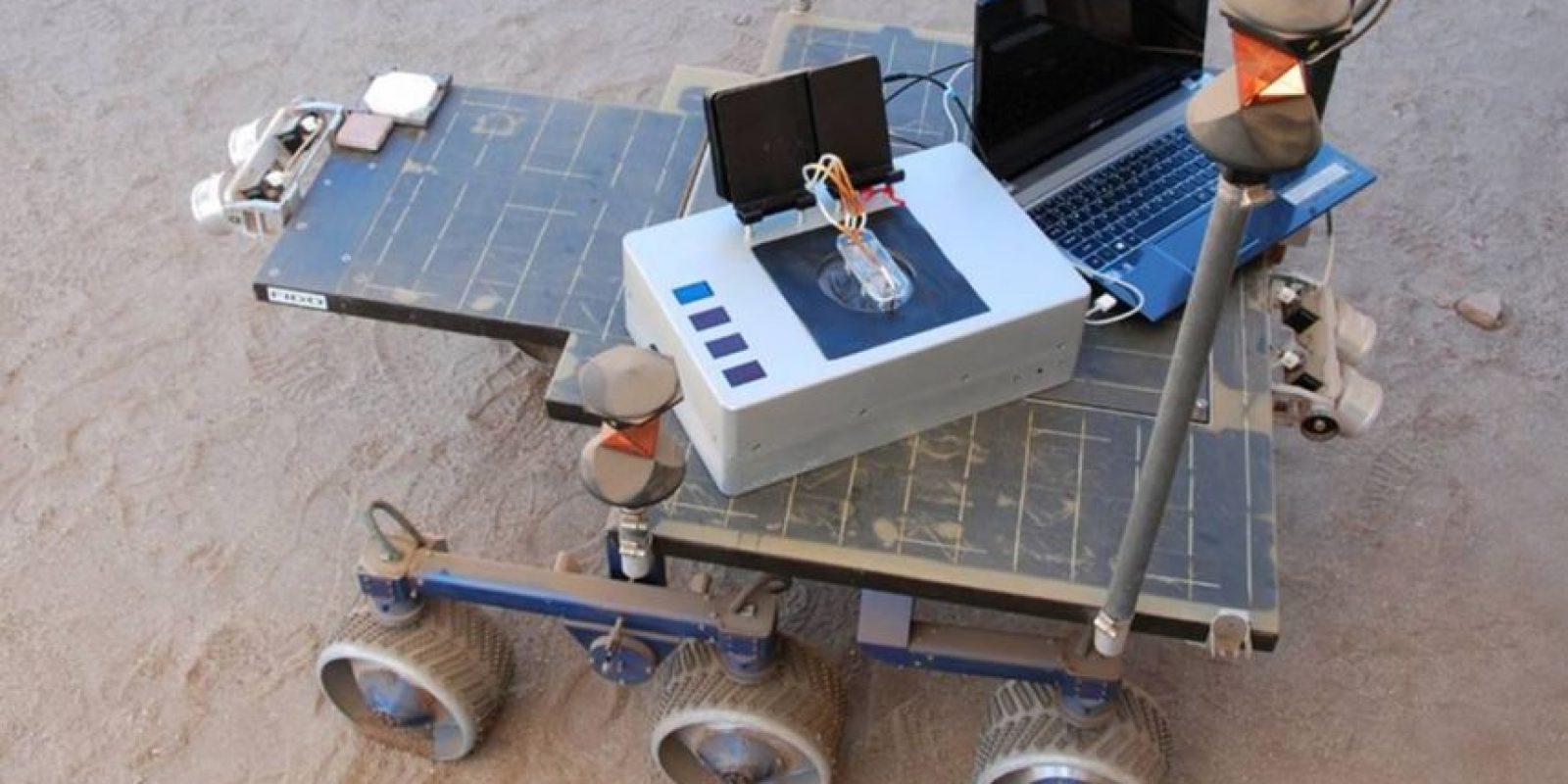 Esperan poder enviarla a Marte. Foto:Vía Nasa.gov