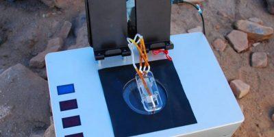 Este laboratorio se dedica a realizar pruebas a materiales relacionados a la vida. Foto:Vía Nasa.gov