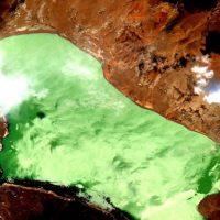 Lago Eerie Foto:Vía instagram.com/stationcdrkelly