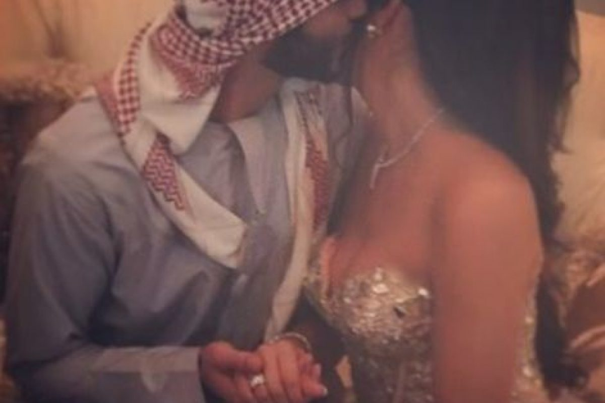 Sin embargo, el amor para ellos es lo más importante. Foto:Vía Instagram/Yasmin.Jaz