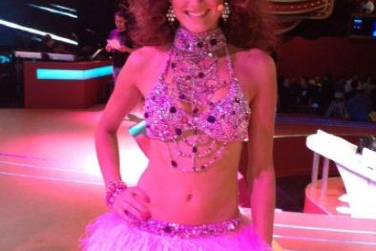 Es una coreógrafa y bailarina española. Foto:Vía Twitter/RaquelOrtega