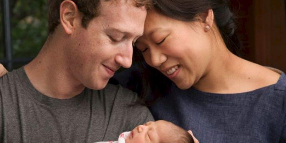 Nació la heredera de Mark Zuckerberg, el creador de Facebook