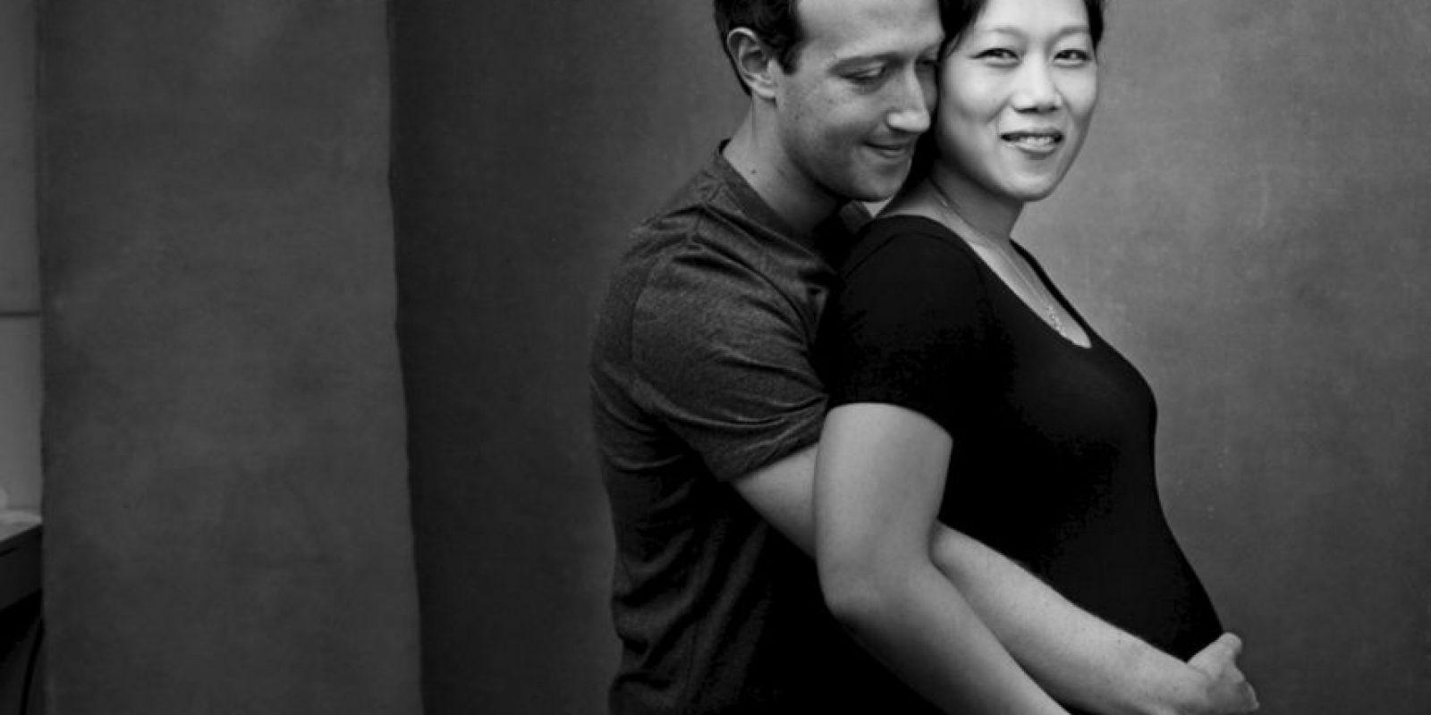 La vida de Mark y Priscilla Foto:vía facebook.com/zuck