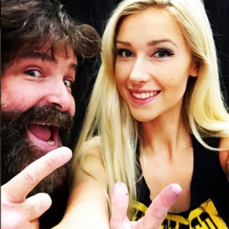 Es la hija de Mick Foley Foto:Vía instagram.com/noellefoley