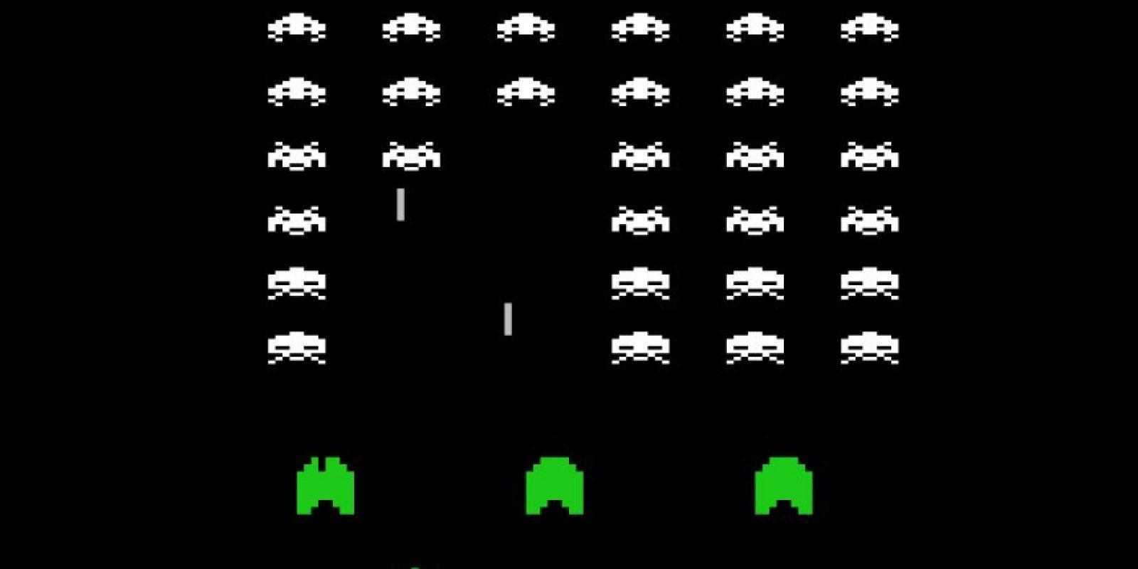 Space Invaders es considerado como uno de los juegos más importantes de la historia, ya que ayudó a expandir la industria de los videojuegos. Foto:Toshihiro Nishikado