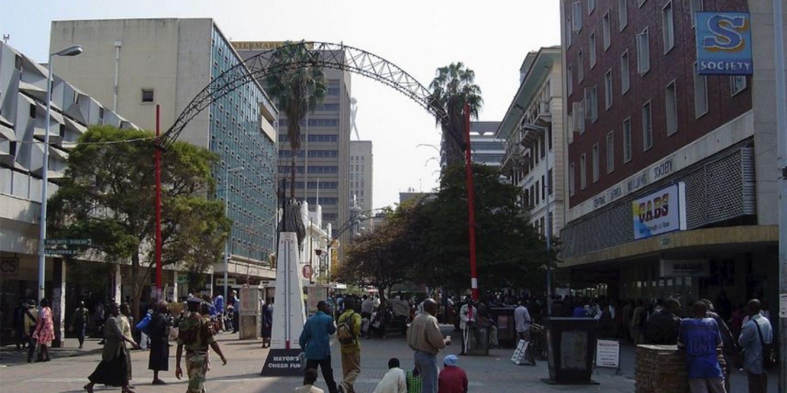 4. Zimbabue Foto:Vía Flickr