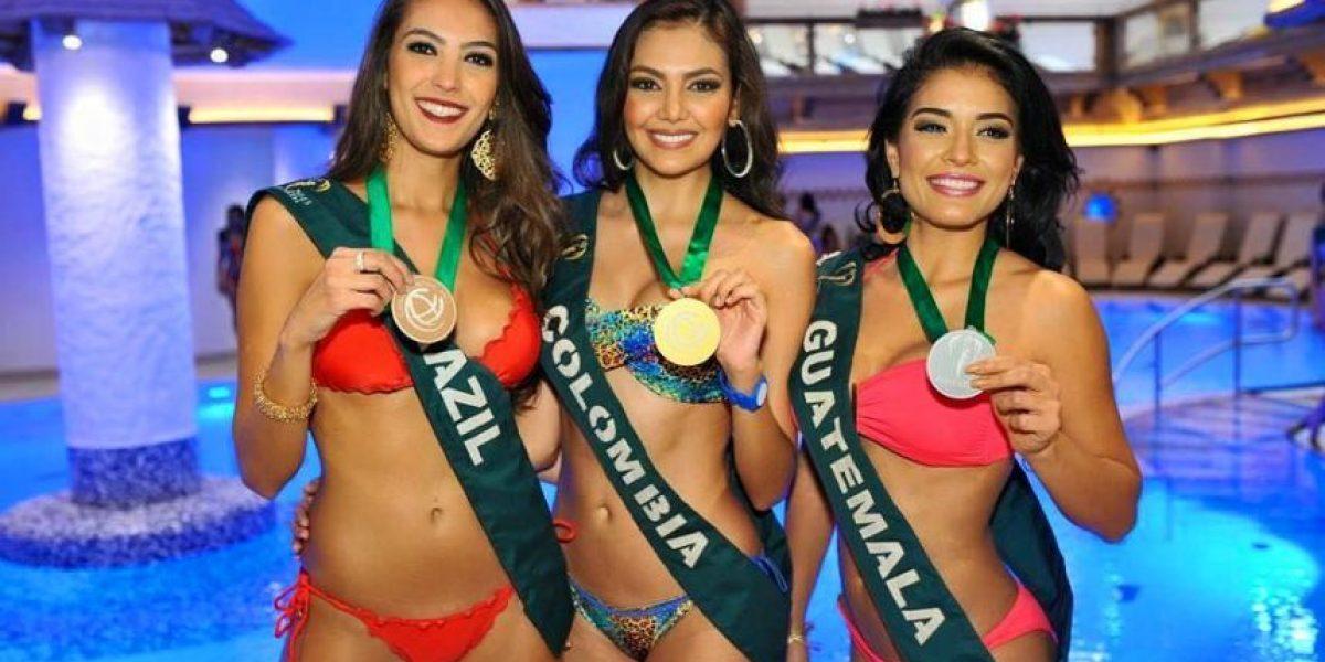 Guatemala obtiene cuatro medallas en certamen Miss Earth en Australia