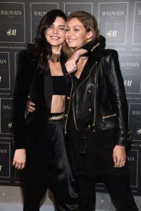 Además de su talento sobre la pasarela, es reconocida como la mejor amiga de Kendall Jenner. Foto:Getty Images