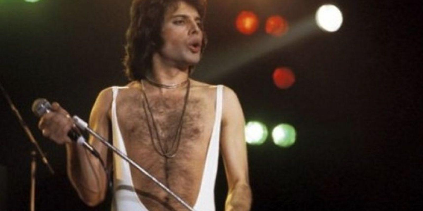 El vocalista de Queen murió en Reino Unido, el 24 de noviembre de 1992 Foto:IMDb