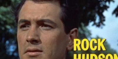 Rock Hudson reveló su enfermedad en julio de 1985 Foto:Wikimedia