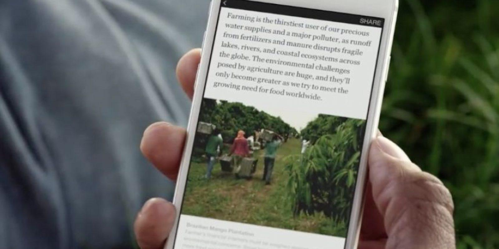 Conforme avanzan en la historia, de igual forma cargará videos automáticamente. Foto:Facebook