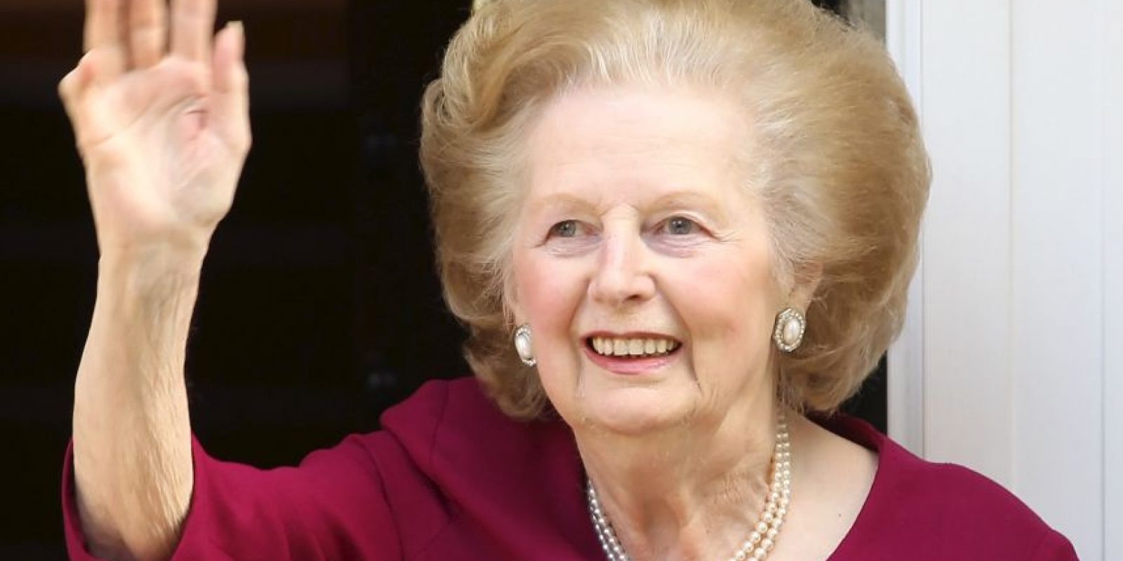 1. Margaret Thatcher (28 por ciento) Foto: Getty Images