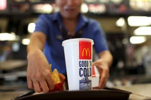 3. Un menú de McDonalds Foto: Getty Images