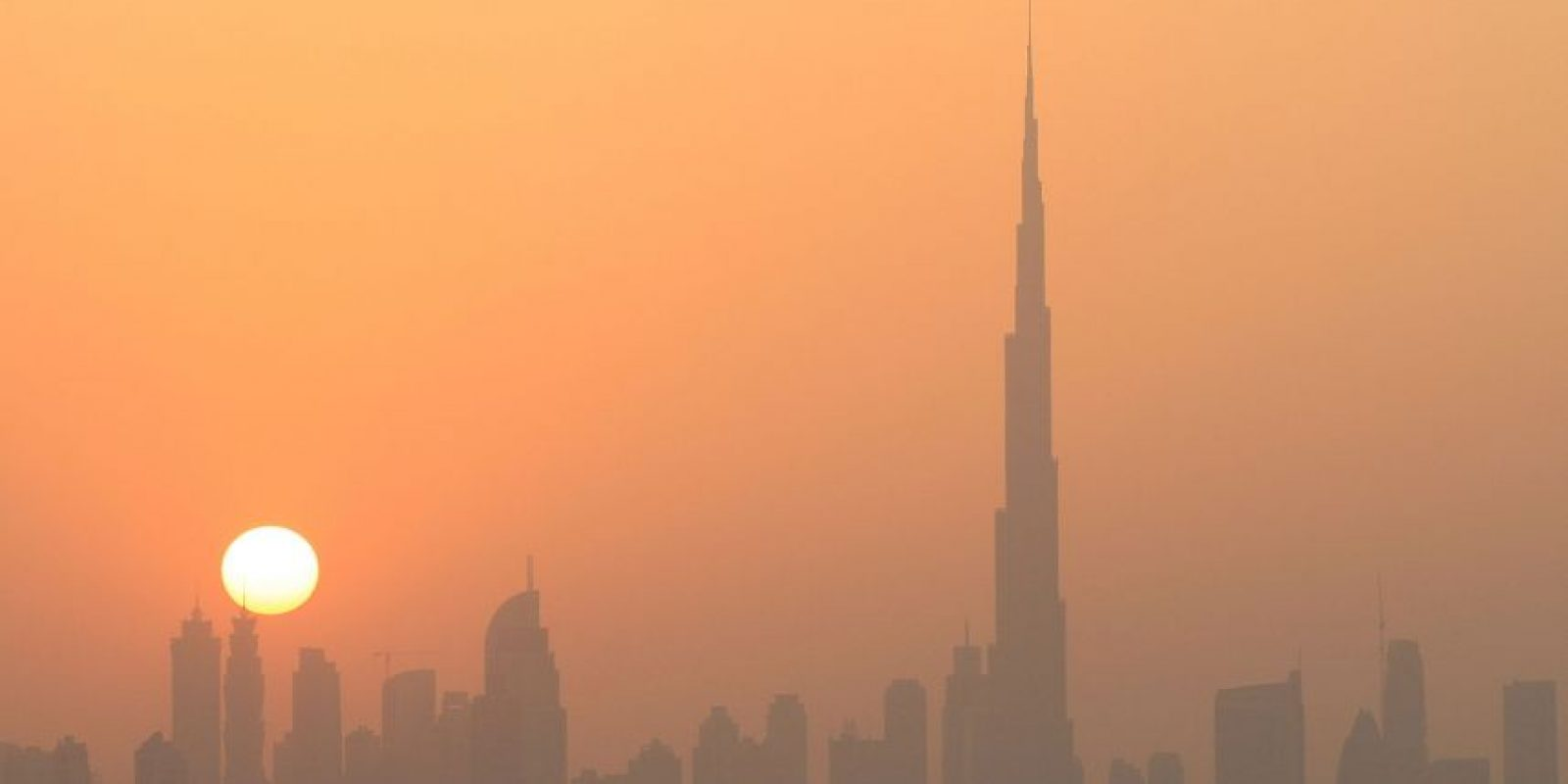 3. Salir a la calle en Dubai Foto:  Getty Images
