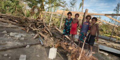 Las cuales causaron daños significativos a la agricultura y a la infraestructura Foto:Getty Images