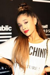 12. Ariana Grande Foto: Getty Images